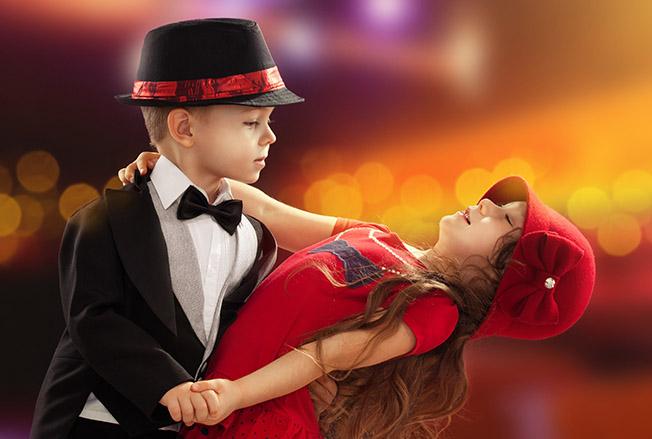 Corsi di ballo per bambini e ragazzi