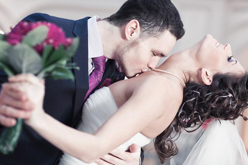 Passi di ballo nel giorno del matrimonio