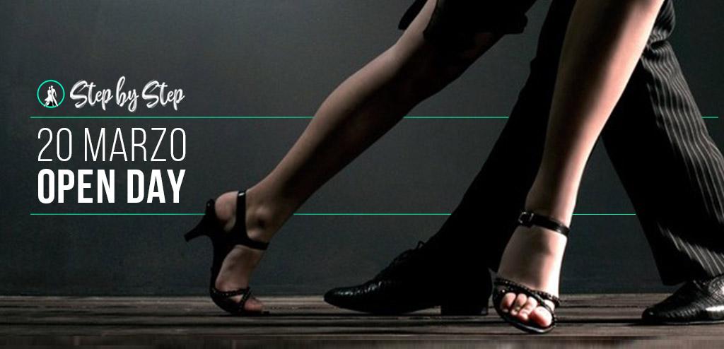 gambe di ballerini che ballano un tango